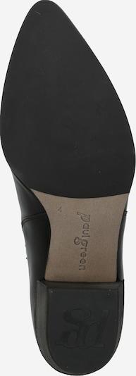 Paul Green Chelsea boots in de kleur Zwart: Onderaanzicht