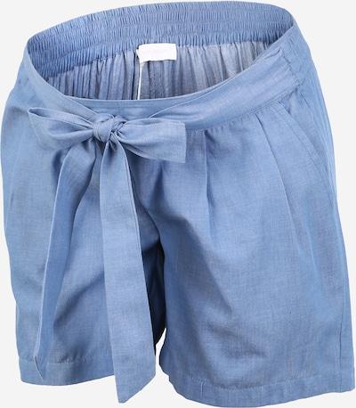 MAMALICIOUS Shorts 'MLDIANA' in blau, Produktansicht