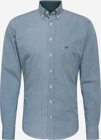 FYNCH-HATTON Hemd in navy / weiß, Produktansicht