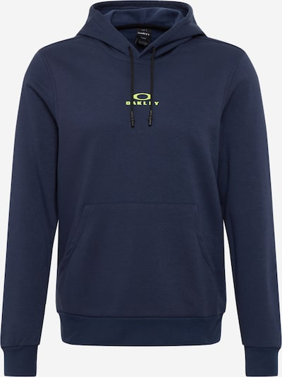 OAKLEY Sport-Sweatshirt 'NEW BARK' in blau, Produktansicht