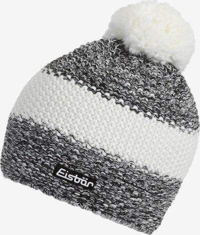 Eisbär Mütze in schwarz, Produktansicht
