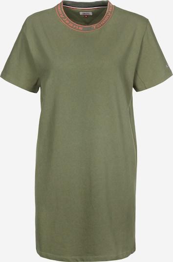 Tommy Jeans Kleid in oliv, Produktansicht