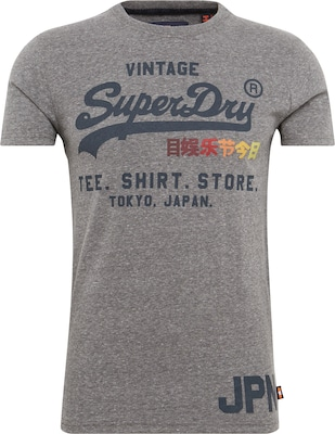 Superdry T-Shirt 'SHIRT SHOP SURF'