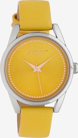 OOZOO Uhr 'JR306' in Gelb