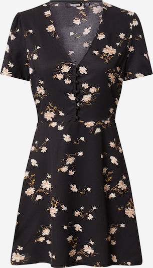 Missguided Dress in mixed colours / black, Item view