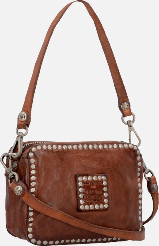 Campomaggi 'Serenoa Mini Bag' Schultertasche Leder 16 cm