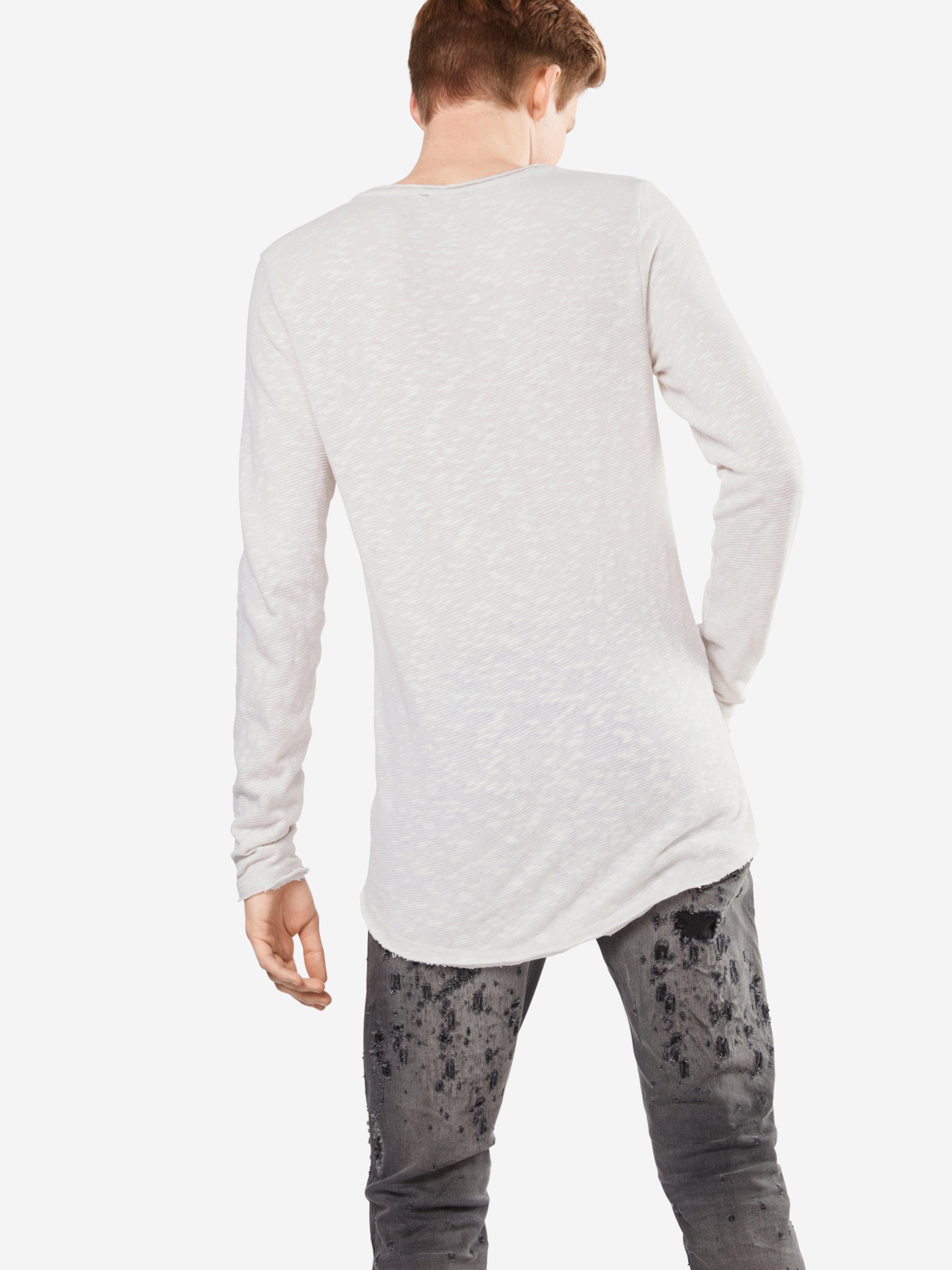 Cassé Review Blanc shirt Ls' 'yarndyedslub T En wvm80NnyO