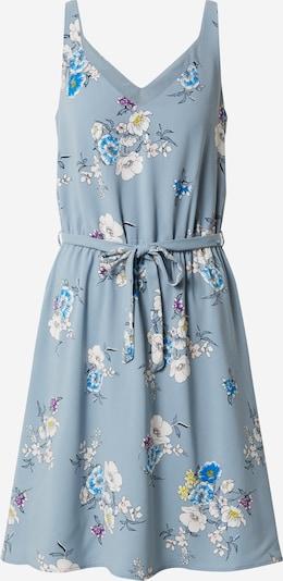 VILA Vasaras kleita 'Viliaia S/L V-Neck Dress/ AY' pieejami zils, Preces skats
