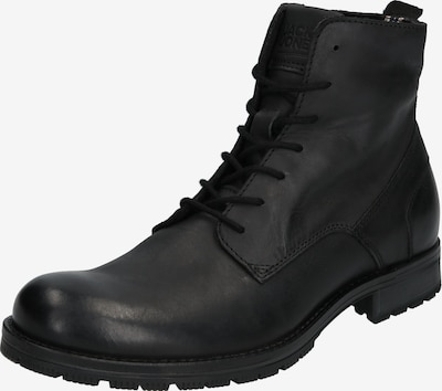 JACK & JONES Stiefel 'ORCA' in anthrazit / schwarz, Produktansicht
