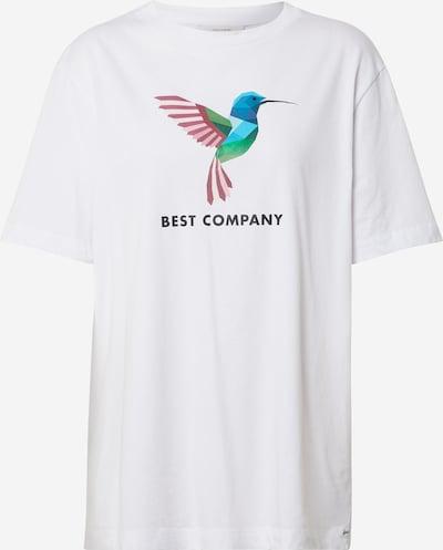 Best Company Shirt 'COLIBRI' in weiß, Produktansicht