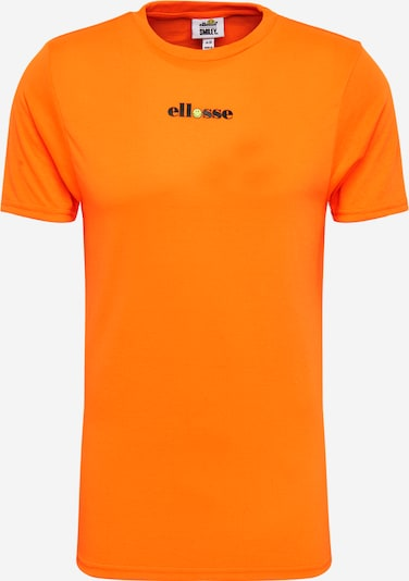 ELLESSE Shirt 'RAPALLO' in gelb / orange / weiß, Produktansicht