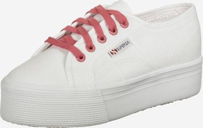 SUPERGA Schuhe '2790 Cot W' in weiß, Produktansicht
