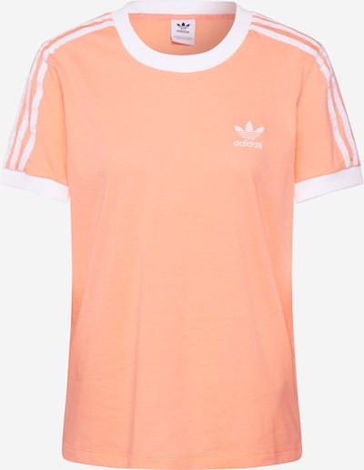 ADIDAS ORIGINALS Shirt in apricot, Produktansicht