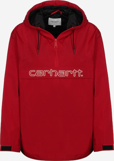 Carhartt WIP Windbreaker ' Script W ' in rot, Produktansicht