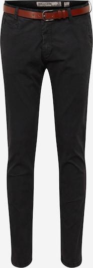 INDICODE JEANS Hose 'Nelson' in schwarz, Produktansicht