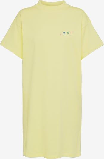 EDITED Jerseykleid 'Niala' in gelb, Produktansicht