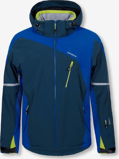 ICEPEAK Jacke 'Nevin' in blau / dunkelblau, Produktansicht
