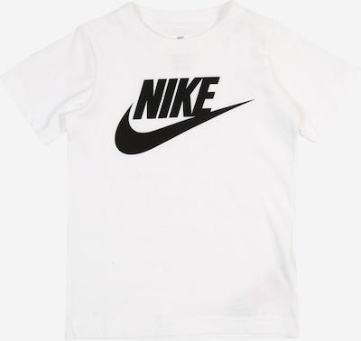 Nike Sportswear T-Shirt en blanc, Vue avec produit