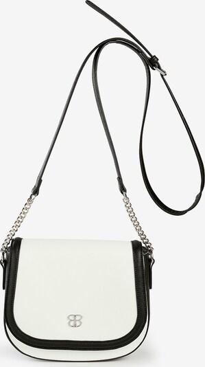 Basler Umhängetasche in schwarz / weiß, Produktansicht