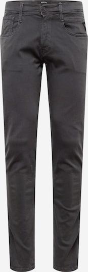 Jeans 'ANBASS Hyperflex' REPLAY pe denim gri, Vizualizare produs