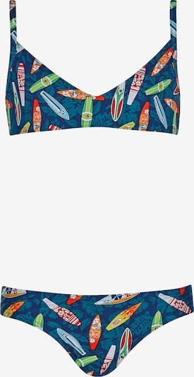 OLYMPIA Bikini in blau, Produktansicht