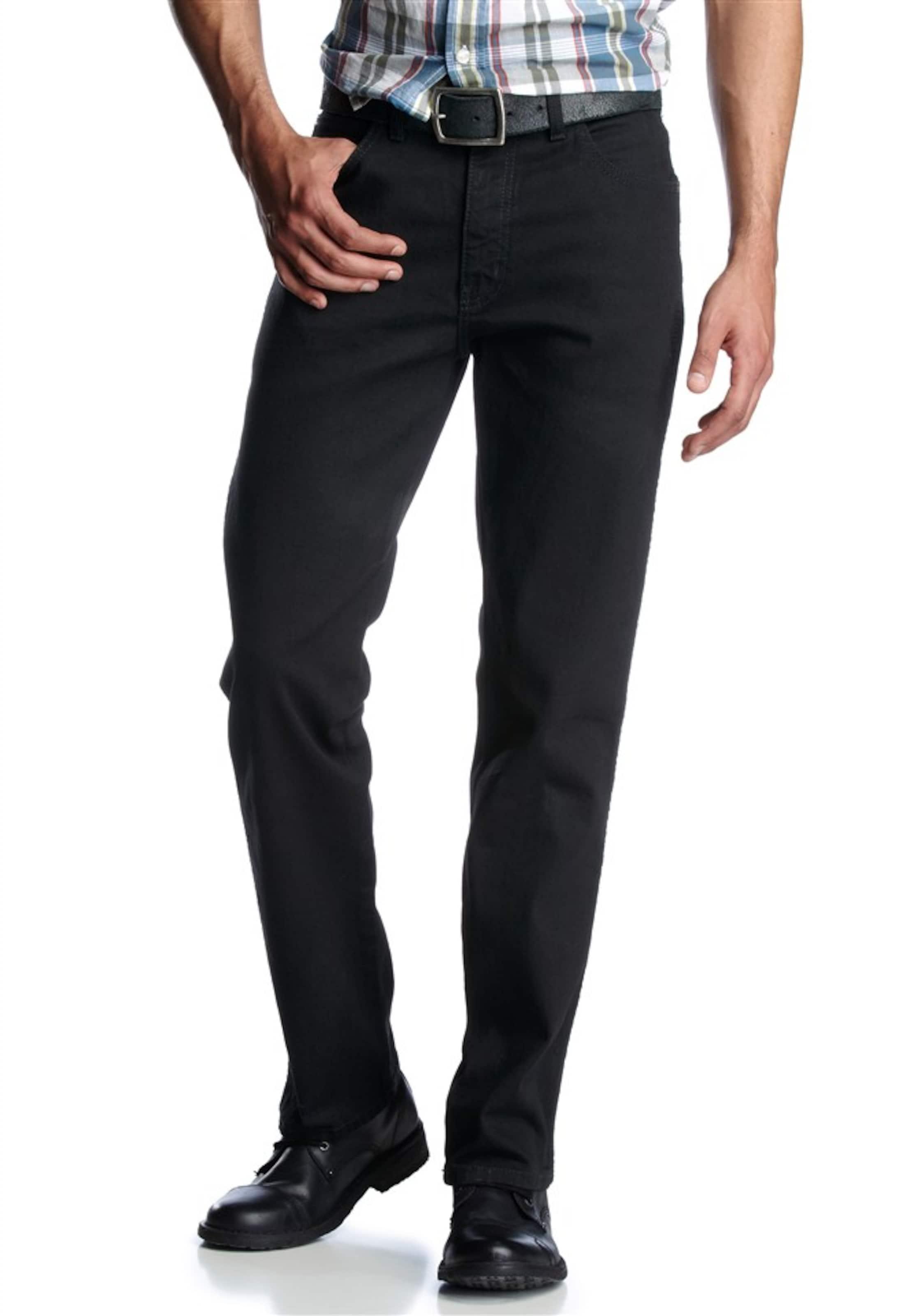 WRANGLER 5-Pocket-Jeans »Stretch« Manchester Günstige Austrittsstellen Di4dNCxYx