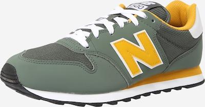 new balance Sneaker in goldgelb / oliv / weiß, Produktansicht