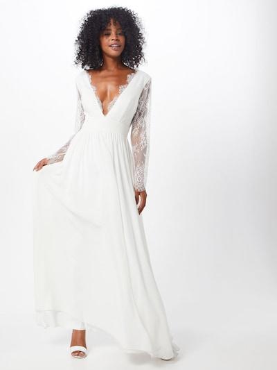 Y.A.S Kleid 'YASADELA LS' in weiß, Modelansicht