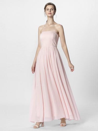 APART Abendkleid mit Bandeau-Oberteil in Corsagen-Form in puder, Modelansicht