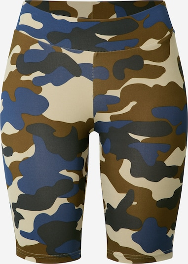 Urban Classics Hose in beige / blau / anthrazit / khaki, Produktansicht