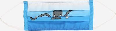 Mask with Attitude Masque en tissu 'Venenoso' en bleu clair, Vue avec produit