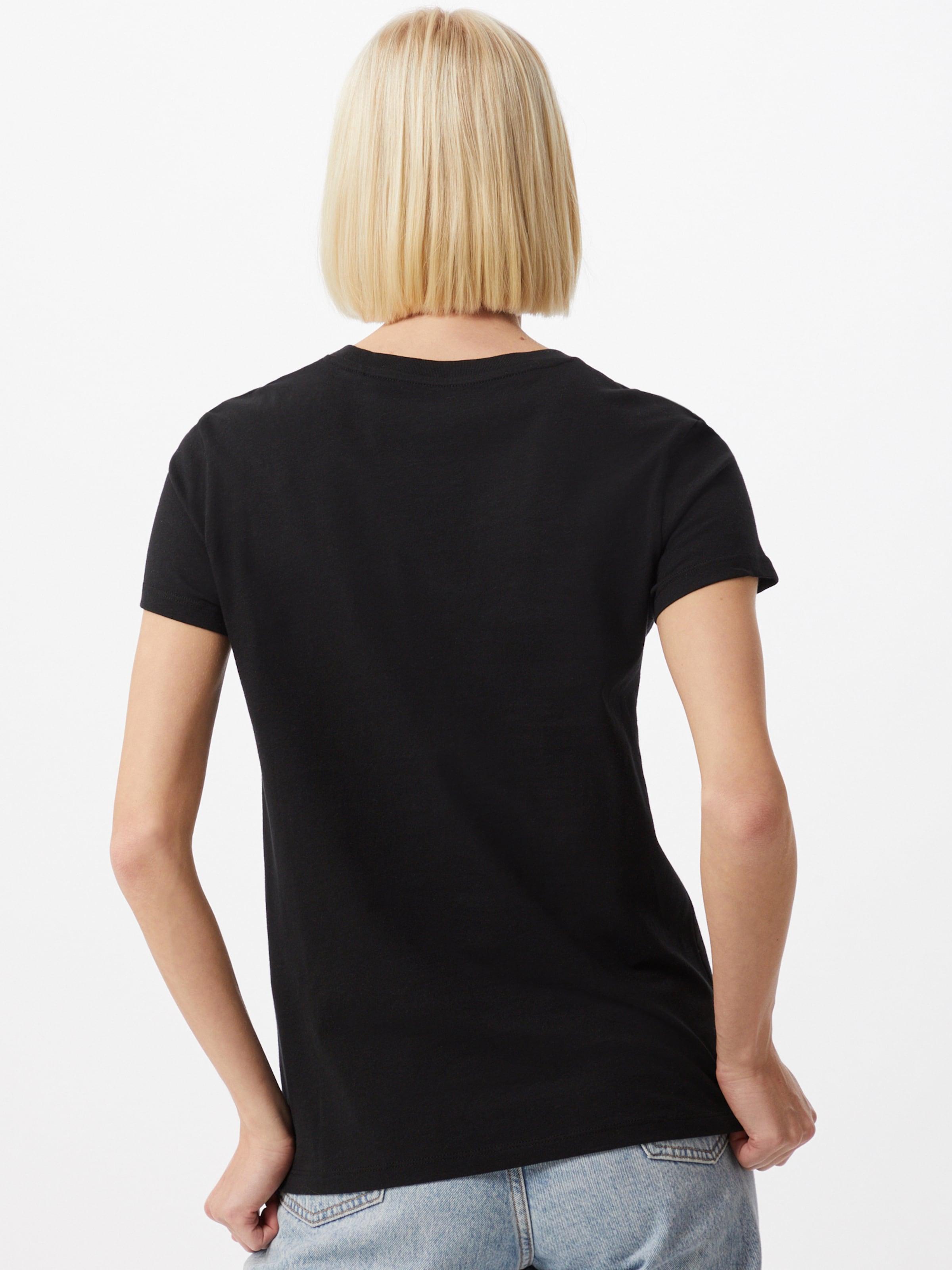 LEVI'S Póló 'Perfect' arany / fekete színben