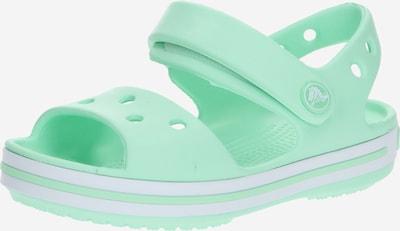 Crocs Sandale in mint, Produktansicht