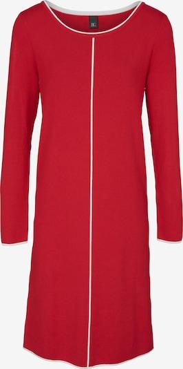 heine Плетена рокля в червено / бяло, Преглед на продукта