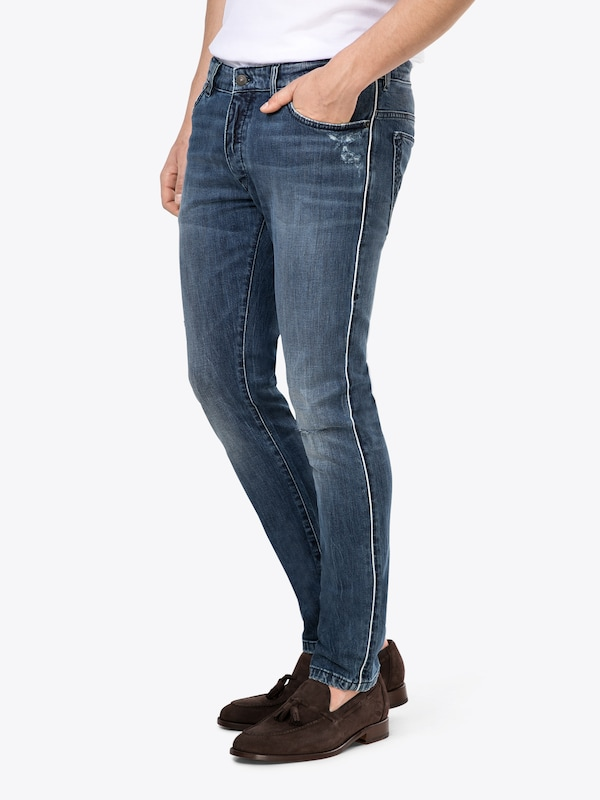 Denim 'jaz' Bleu Drykorn En Jean 3jc4ARq5L