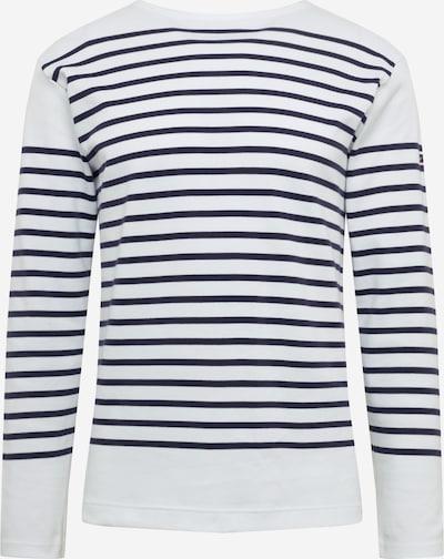 Armor Lux T-Shirt 'Marinière  Amiral Homme' en bleu foncé / blanc, Vue avec produit