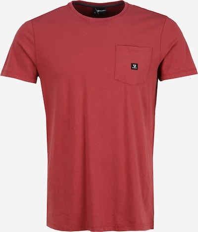 BRUNOTTI Shirt 'Axle SS20' in rot, Produktansicht