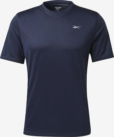 REEBOK T-Shirt in blau, Produktansicht