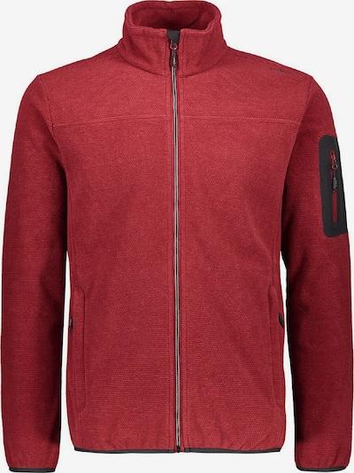 CMP Jacke in rot / schwarz, Produktansicht