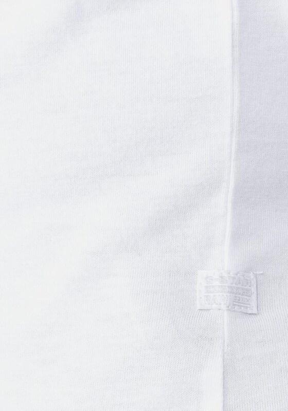 G-STAR RAW V-Shirt 'RC Ovvella Straight Deep V T'