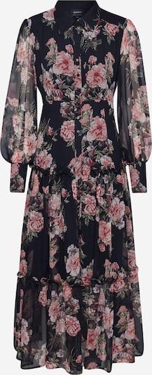 rózsaszín / rózsaszín / fekete Bardot Ruha 'Navy Floral', Termék nézet
