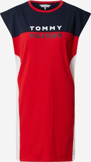 Tommy Hilfiger Underwear Nachthemd in navy / rot / weiß, Produktansicht