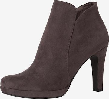 Ankle boots di TAMARIS in grigio
