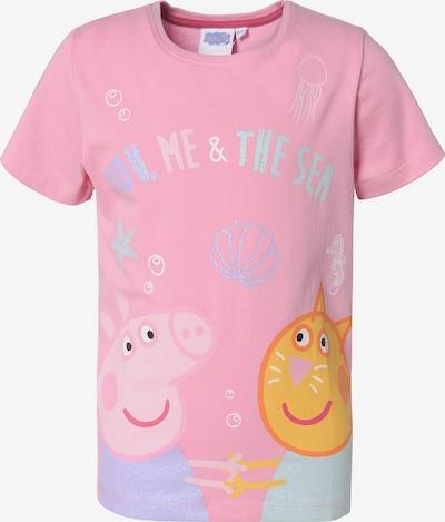 Peppa Pig T-Shirt in mischfarben / hellpink, Produktansicht