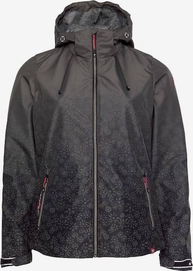 KILLTEC Jacke in grau / anthrazit, Produktansicht