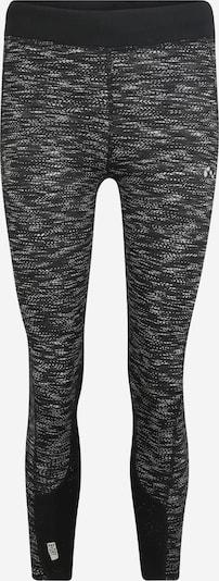 ONLY PLAY Hose 'Stacia' in schwarz / weiß: Frontalansicht