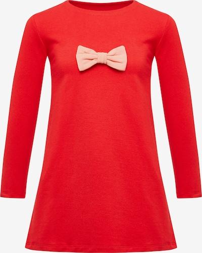 MYMO Kleid in pfirsich / hellrot, Produktansicht