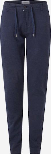 Lindbergh Spodnie w kolorze ciemny niebieskim: Widok z przodu