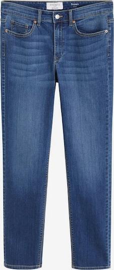 VIOLETA by Mango Jeans 'Susan' in blue denim: Frontalansicht