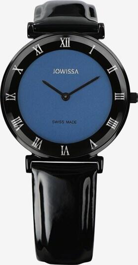 JOWISSA Quarzuhr 'Roma' Swiss Ladies Watch in blau / schwarz, Produktansicht